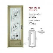 Pintu ALD MV 33